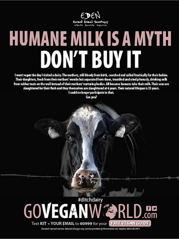 Humane milk is a myth