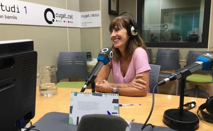Hablamos sobre veganismo en el espacio Gat i Gos del programa 'Sant Cugat afons'